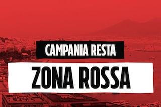 """Campania zona rossa: ultima settimana. De Luca: """"Apriremo ristoranti di sera e i vaccinati ci potranno andare"""""""