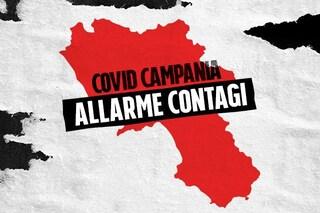 La Campania rischia la zona arancione? Per ora no. Ma qui i contagi sono ancora tanti