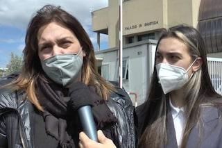 """Maurizio ucciso per un parcheggio, la moglie e la figlia: """"Non perdoniamo, sono vigliacchi"""""""