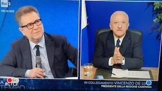 """Vaccino Sputnik, Burioni a De Luca: """"Pressioni politiche creano danni come Stamina e Di Bella"""""""