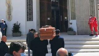 Ad Avellino i funerali di Aldo Gioia, ucciso dal fidanzato della figlia con la complicità di lei