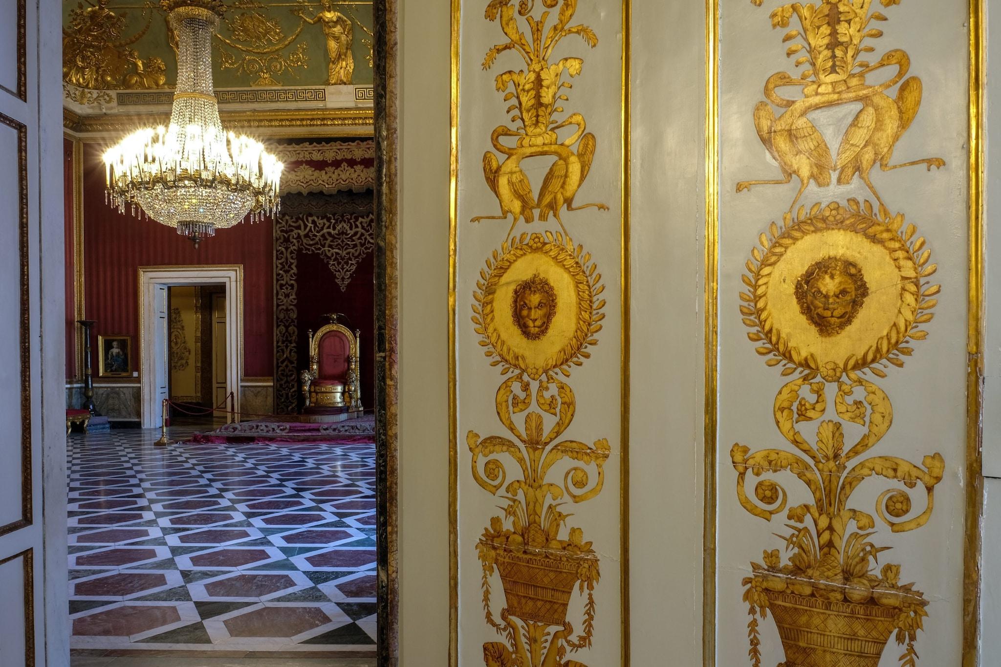 Il Museo di Palazzo Reale di Napoli