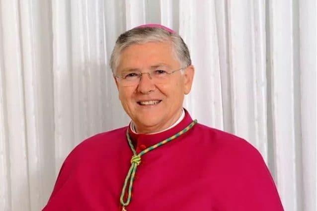Monsignor Orazio Francesco Piazza, vescovo di Sessa Aurunca dal 25 giugno 2013.