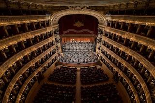 Il Teatro San Carlo di Napoli riapre al pubblico con La Traviata di Giuseppe Verdi