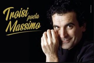 """""""Troisi poeta Massimo"""": a Castel dell'Ovo in mostra foto e video su Massimo Troisi"""