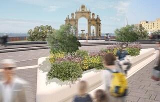 Nuovo Lungomare di Napoli: ecco il progetto. Saranno usate pietre dell'Etna e della Puglia