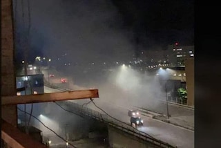 Bomba nella notte a Ponticelli: è la terza in quattro giorni