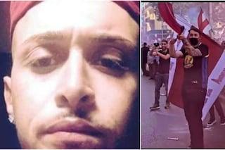 Loris Del Campo, morto durante i festeggiamenti per la Salernitana. Lutto degli ultras granata