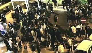 In zona gialla saltano le regole Covid: 113 sanzionati in area movida a Napoli