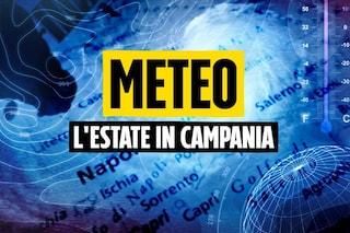 Meteo, come sarà l'estate 2021 in Campania