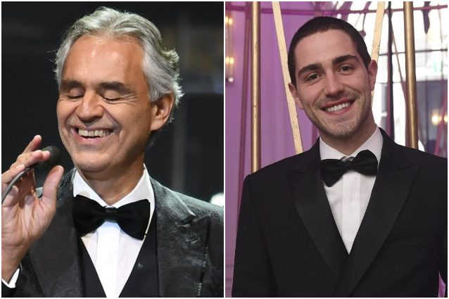 Premio San Gennaro Day 2021, a Napoli arrivano Andrea Bocelli e Tommaso Zorzi