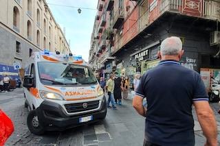 Agguato ai Quartieri Spagnoli, due feriti a colpi di pistola