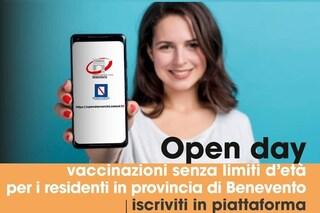 Vaccini Covid, open day a Benevento per tutte le età: info e come prenotarsi