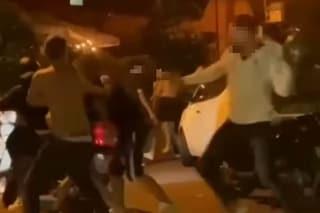 A Bacoli rissa con colpi di caschi e tirapugni tra ragazzi senza mascherina: ricoverato 22enne