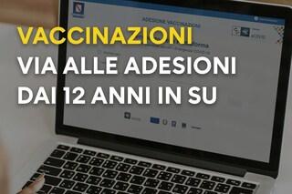 Il sito delle prenotazioni del vaccino Covid in Campania è bloccato e lento: troppi accessi