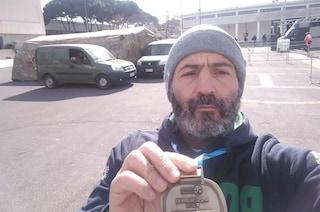 Caserta, morto di Covid l'istruttore di nuoto Fabio Zanolini, aveva 48 anni