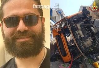 Bus precipitato a Capri, il corpo di Emanuele restituito alla famiglia per il funerale