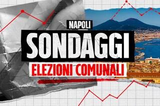 Elezioni Napoli 2021, gli ultimi sondaggi sui candidati sindaco