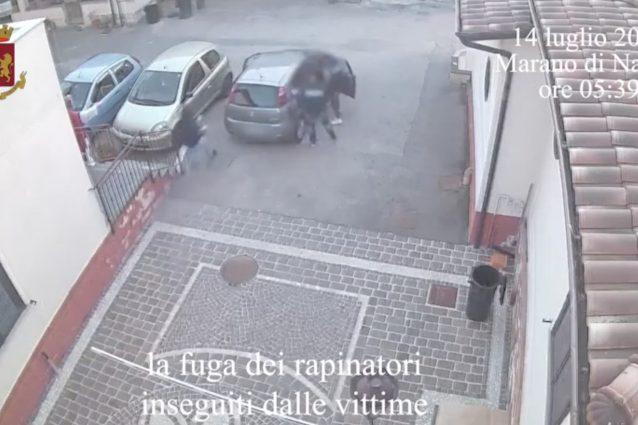 Rapinano villa fingendosi carabinieri, bottino da 100mila euro: tre arresti a Marano