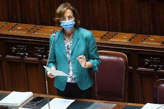 """""""Nel carcere di Santa Maria Capua Vetere violenza a freddo"""",  dice la ministra di Giustizia Cartabia"""