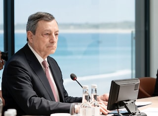 Draghi e Cartabia al carcere Santa Maria Capua Vetere per ribadire che lo Stato è quello di Diritto, non dei manganelli
