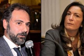 Comunali 2021, Maresca va alla Cisl con Lina Lucci ma rinuncia a parlare per le proteste