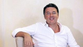 """Elezioni a Napoli, Renzi: """"Appoggeremo Manfredi"""". Su De Magistris: """"Un disastro per Napoli"""""""