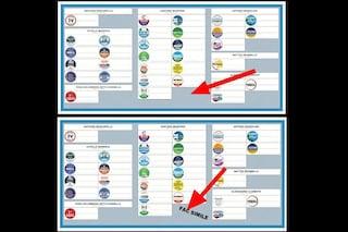 Comunali Napoli, i fac-simile delle schede elettorali sul sito del Comune si possono modificare