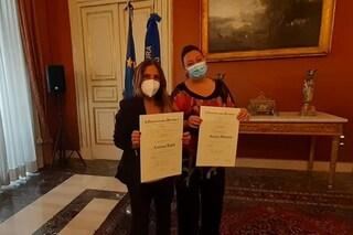Gli infermieri di Napoli premiati per la lotta al Covid, diventano cavalieri della Repubblica