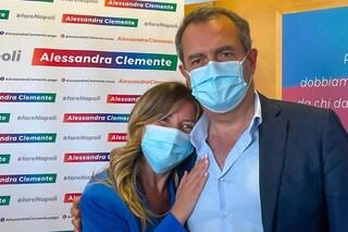 De Magistris, il post su Facebook pro Alessandra Clemente è un attacco a Manfredi, Bassolino e Maresca