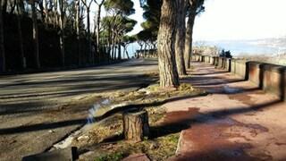 Posillipo, altri cantieri: via Manzoni dimezzata per 8 mesi. Vertice in Comune: rischio caos