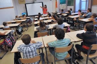 Covid, alunni di terza elementare con didattica in presenza da lunedì 18 gennaio in Campania