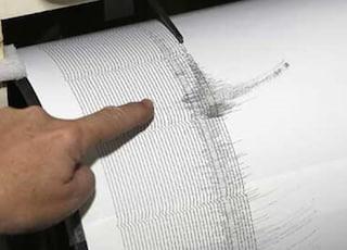 Negli ultimi giorni 3 terremoti al largo del CIlento