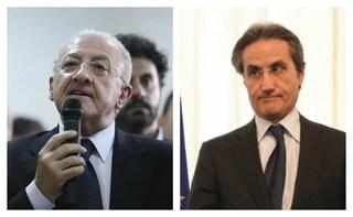 """Sondaggio politico pro De Luca, è scontro: """"Conflitto, la rilevazione non è attendibile"""""""