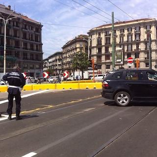 Napoli, al via altri tre cantieri Unesco nell'area della Stazione Centrale: lavori per 6 mesi
