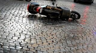 Scontro tra auto e moto a Ottaviano: grave un giovane