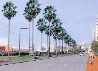 Cantiere via Marina, cambia il piano traffico: bisogna rifare i marciapiedi