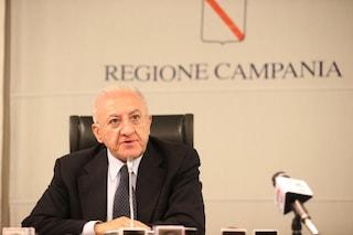 De Luca vuole comprare un nuovo palazzo per gli uffici della Regione Campania