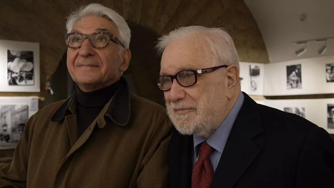 Enzo D'Elia, storico agente letterario di Luciano De Crescenzo
