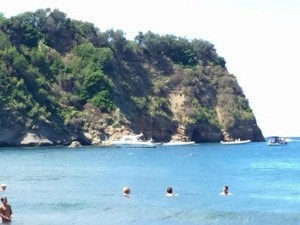 La spiaggia di Procida (Foto: Comune di Procida)