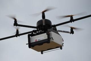 Drone con videocamera vola intorno al carcere di Carinola: sequestrato