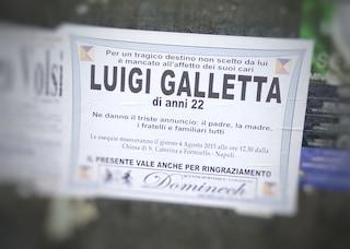 Ucciso nella faida di camorra, si chiude il cerchio sulla morte dell'innocente Galletta