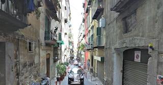 Quartieri Spagnoli, arrivano le telecamere della Ztl: stop per auto e motorini senza casco