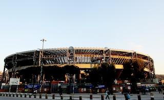 Tentano di rubare i sediolini del San Paolo: denunciati otto tifosi del Napoli