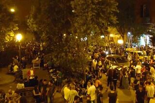 Piazza Bellini, turisti bastonati e rapinati anche delle sigarette, tre arresti