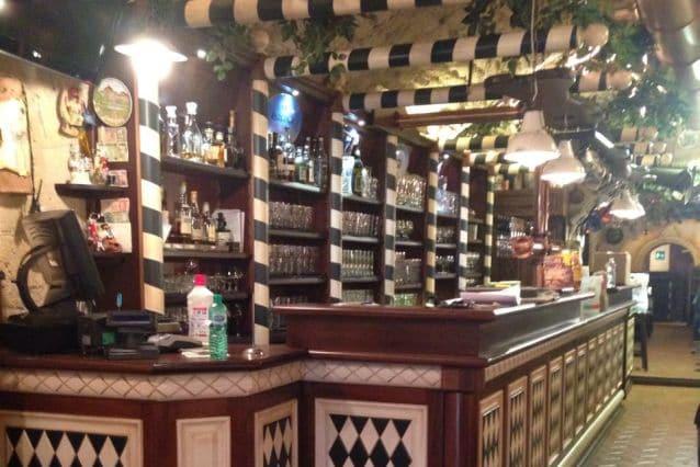 Herr Daniel, la sede del pub al Vomero