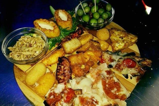 Il fritto misto del Napoli Centrale Pub