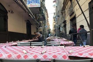 Covid Napoli, chiude trattoria da Nennella dei Quartieri Spagnoli: 2 dipendenti positivi