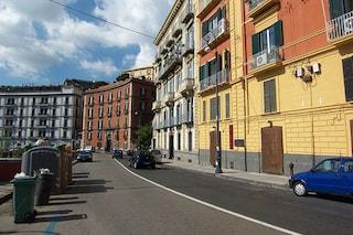 Corso Vittorio Emanuele, nuovo stop ai lavori: cantieri per due mesi a Salita Cariati