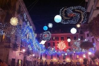 Luci d'Artista 2020: Salerno spenderà 60mila euro per le norme Anti-Covid